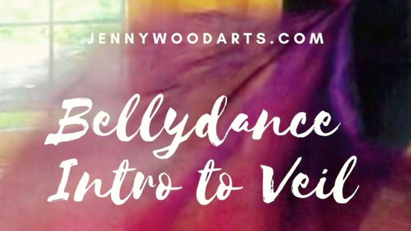 Bellydance – Intro to Veil! Feb 8 10:30 a.m.